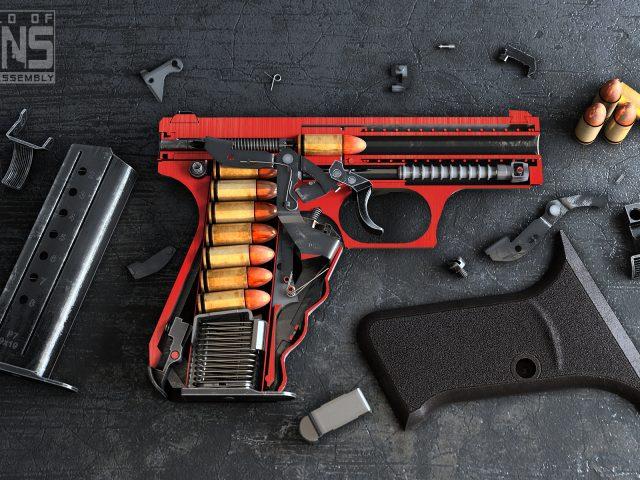 HK P7