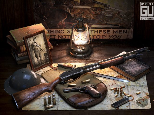 Winchester 1897